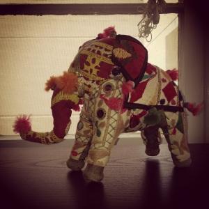 Grandpa's Elephant